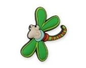 MyGrips GM-82 Kindermöbel Knopf Tiere Türknopf/nauf, Libelle