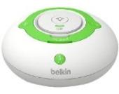 Belkin Baby 200 Digitales DECT-Babyphone bis zu 300m Reichweite mit Nachtlicht