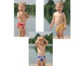 Baby Schwimmwindel rot, Badehose, Schwimm Windel 11-18 kg