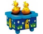 Spieluhrenwelt 43776 Die Giraffen (Melodie sortiert)