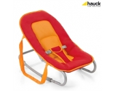 HAUCK Babywippe Lounger Red-Safran