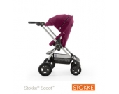 STOKKE ® Kinderwagen Scoot™ V2 Purple - lila