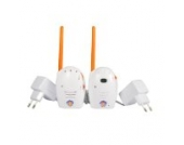 Mebby 92349 Voice 3 Baby Monitors, Babyphon Analog