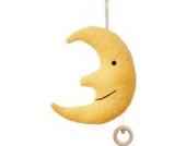 Efie, Spieluhr Mond, Melodie Guter Mond, du