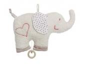 Efie, Spieluhr Elefant, Melodie Schlaf Kindchen schlaf
