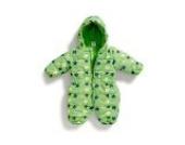 Jacky Baby-Funktions-Schneeanzug Boys grün Gr. 56