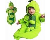 Moolecole Baby-Erbsen-OUTFIT Growbag SLEEP-KLAGE SCHLAFSACK swaddle Kuscheldecke 0 3 6 9 12 MONATE Junge oder Mädchen WINTER COAT BUGGY KINDERWAGEN PRAM COSY TOES Schneeanzug Schneeanzug GROW BAG Sleepsuit (L, zwei Schichten)