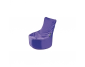 Sitzsack Seat XS, Oxford, purple