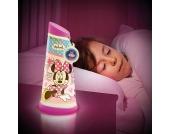Nachtlicht und Taschenlampe, Minnie Mouse