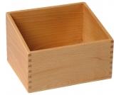 edumero Sortierbox für Fühlbuchstaben