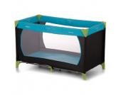 hauck Reisebett Dream´n Play 11 Water Blue - blau
