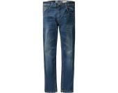 Jeans PEP Regular Fit , Bundweite BIG Gr. 140 Jungen Kinder