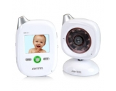SWITEL digital Wireless Babyphone BCF807 mit 2.4 Slim