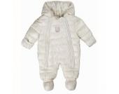 Kanz Baby Schneeanzug, weiß - Gr.Babymode (6 - 24 Monate) - Unisex