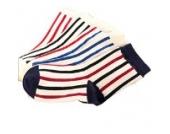 Luckystaryuan ® Set mit 4 Jungen Mädchen Socken Frühling Herbst Schöne Socke Geschenk für Kinder (6-8 Jahre)