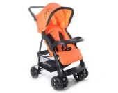 Buggy S4 Jogger Kinderwagen Sportwagen Kindersportwagen (Orange)