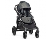 baby jogger Sportwagen city select® 4 Rad black / denim - schwarz