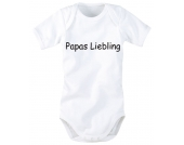 wellyou bedruckter Body Papas Liebling