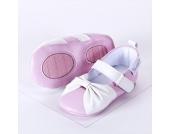 STERNTALER Baby-Schuhe mit SCHLEIFE rose Gr��e 15/16-19/20