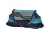 DERYAN Reisebett/Zelt Travel Cot Baby Luxe ocean - blau