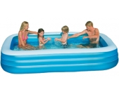 Intex Schwimm-Center Jumbo-Family-Pool 305 cm (Blau) [Kinderspielzeug]