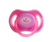 Vital Baby Schnuller Soft Touch Sauger - Silikon - lila/pink
