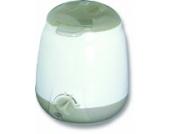 H+H BS 21 Flaschenwärmer (für Babyflaschen, Milch und Brei, 6 bis 10 Minuten, Bis 70mm Babyflasche, Fläschchenwärmer mit Warmhaltefunktion, Breiwärmer für Babynahrung)