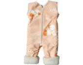 Babies & Kids - Öko-Schlafoverall Watschel Schurwollplüsch, Größe:100 cm (3-4 Jahre)