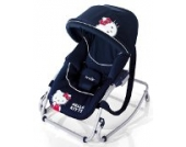 Babywippe Baby Rocker Hello Kitty Brevi 023 blau