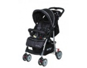 Baby Plus Buggy Compact Easy Black B11-04
