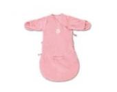 Bemini by Baby Boum 141VLVIC59 Schlafsack, 0-3 m, Vicky Velvet 59, blush