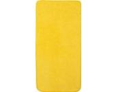 Kinderbutt Duschtuch Frottier gelb Größe 70x140 cm