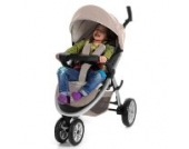 Froggy CITYBUG Sand Kinderwagen Buggy Sand mit Multipositions-Mechanik