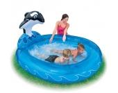 Intex Planschbecken mit Wal-Dusche [Kinderspielzeug]