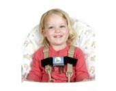 Belt Up Kids Anschnallgurt für Kinder, Schulterngurt mit blauer Schnalle