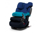 cybex SILVER Kindersitz Pallas-fix Blue Moon - blau